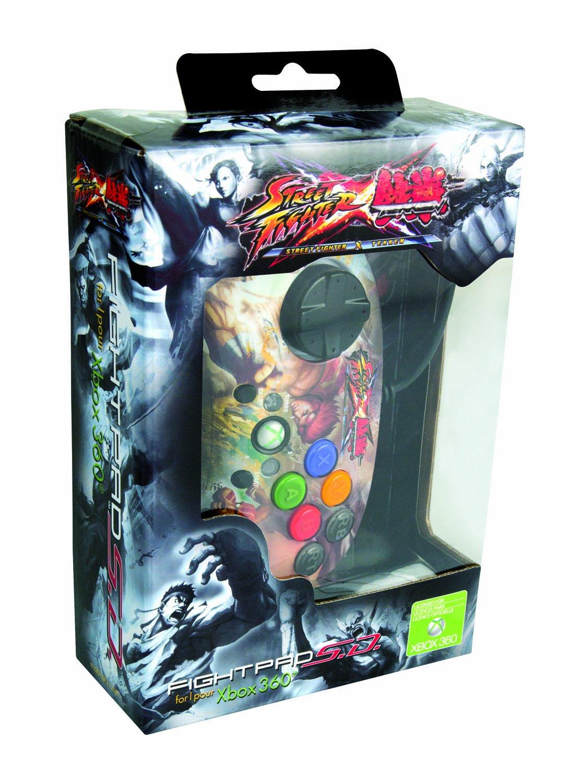 Mad Catz - Fightpad Street Fighter X Tekken SD Poison (Xbox 360): Amazon.es: Videojuegos
