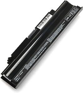 New 11.1V 7800MAH 9 Cell Laptop Battery for Dell I-nspiron 3420 3520 15R 14R 13R 17R M501 M503 M4110 N4110 N4010 N5110 N5010 M5110 N3010 N7110 N7010 Series,P/N J1knd 4t7jn 04yrjh