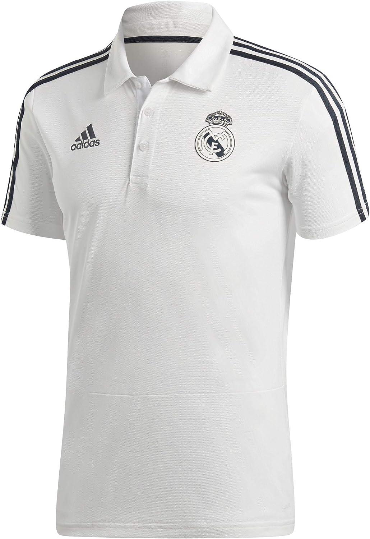 adidas Real Madrid Polo Polo Hombre: Amazon.es: Ropa y accesorios