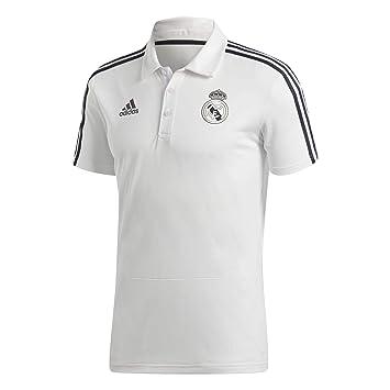 5c8f5200a0 adidas Real de Polo de Manga Corta Camiseta
