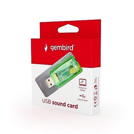 Amazon.com: Tarjeta de sonido USB EXT. VIRTUS/SC-USB-01 ...