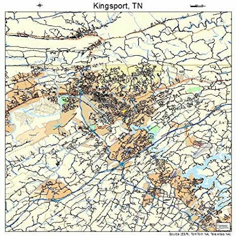 Amazon.com: Large Street & Road Map of Kingsport, Tennessee TN ... on johnson city tennessee map, paducah tennessee map, blountville tennessee map, clairfield tennessee map, rocky top tennessee map, canton tennessee map, watauga lake tennessee map, marion tennessee map, holston lake tennessee map, williamsport tennessee map, gruetli laager tennessee map, la follette tennessee map, algood tennessee map, hardin valley tennessee map, spartanburg tennessee map, rogersville tennessee map, cherokee national forest tennessee map, helenwood tennessee map, dekalb county tennessee map, wears valley tennessee map,
