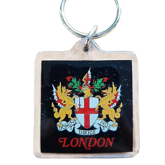 City of London llavero llaveros de Londres/artístico ...