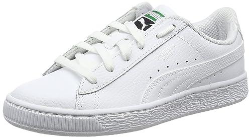 Puma Basket Classic LFS Jr, Zapatillas Unisex Niños: Amazon.es: Zapatos y complementos