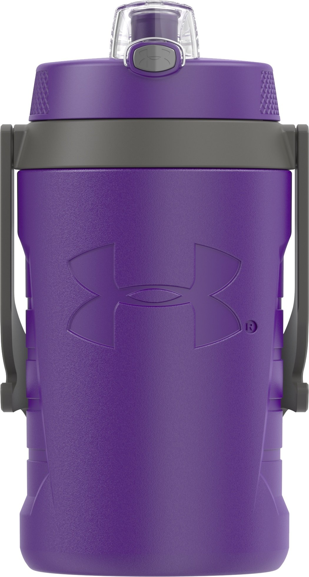 Under Armour Sideline 64 Ounce Water Bottle, Purple