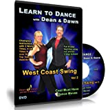 West Coast Swing Vol 2 - Cool Must Have Dance Moves (Intermediate Swing Dance Lessons DVD)
