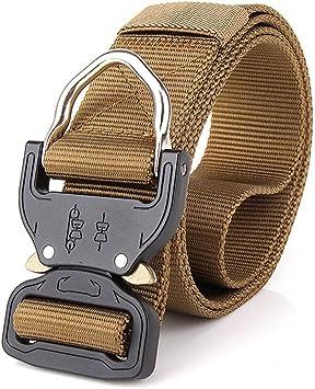 Amazon.com: Cinturón Táctico, cinturones de trabajo táctico ...