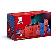 Nintendo Switch edición Mario (rojo y azul)