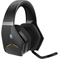 Alienware Wireless Gaming Headset, Black, 520-AANW