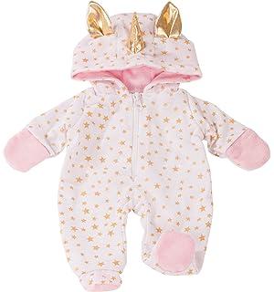 Babypuppen & Zubehör bunt Zapf Creation 701157 Baby Annabell Deluxe Set Rentier Puppe