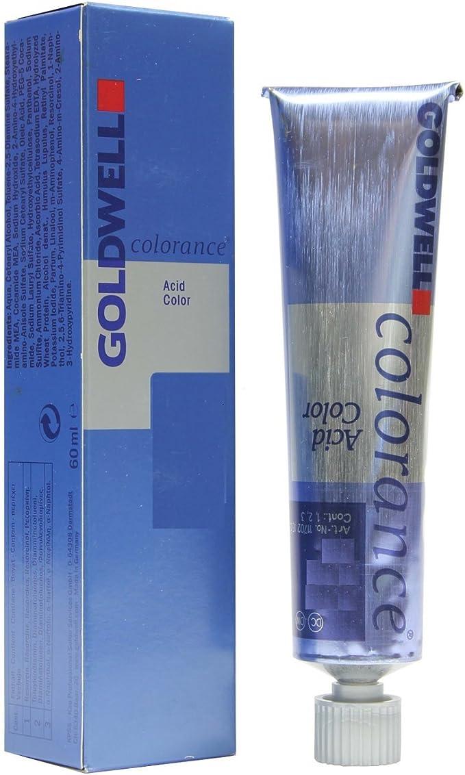 Color ácido de Goldwell Colorance Color de cabello semi ...