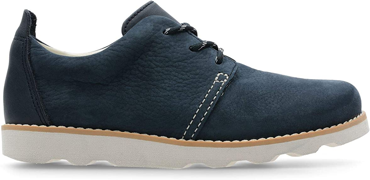 Clarks Boys' Crown Park K Low-Top Sneakers,Clarks,261405197