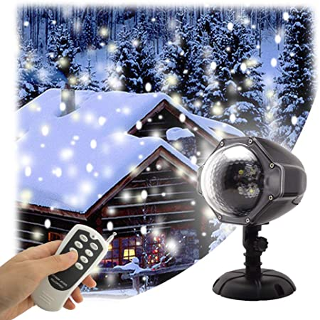 Amazon.com: GAXmi - Luces LED para proyector de Navidad ...