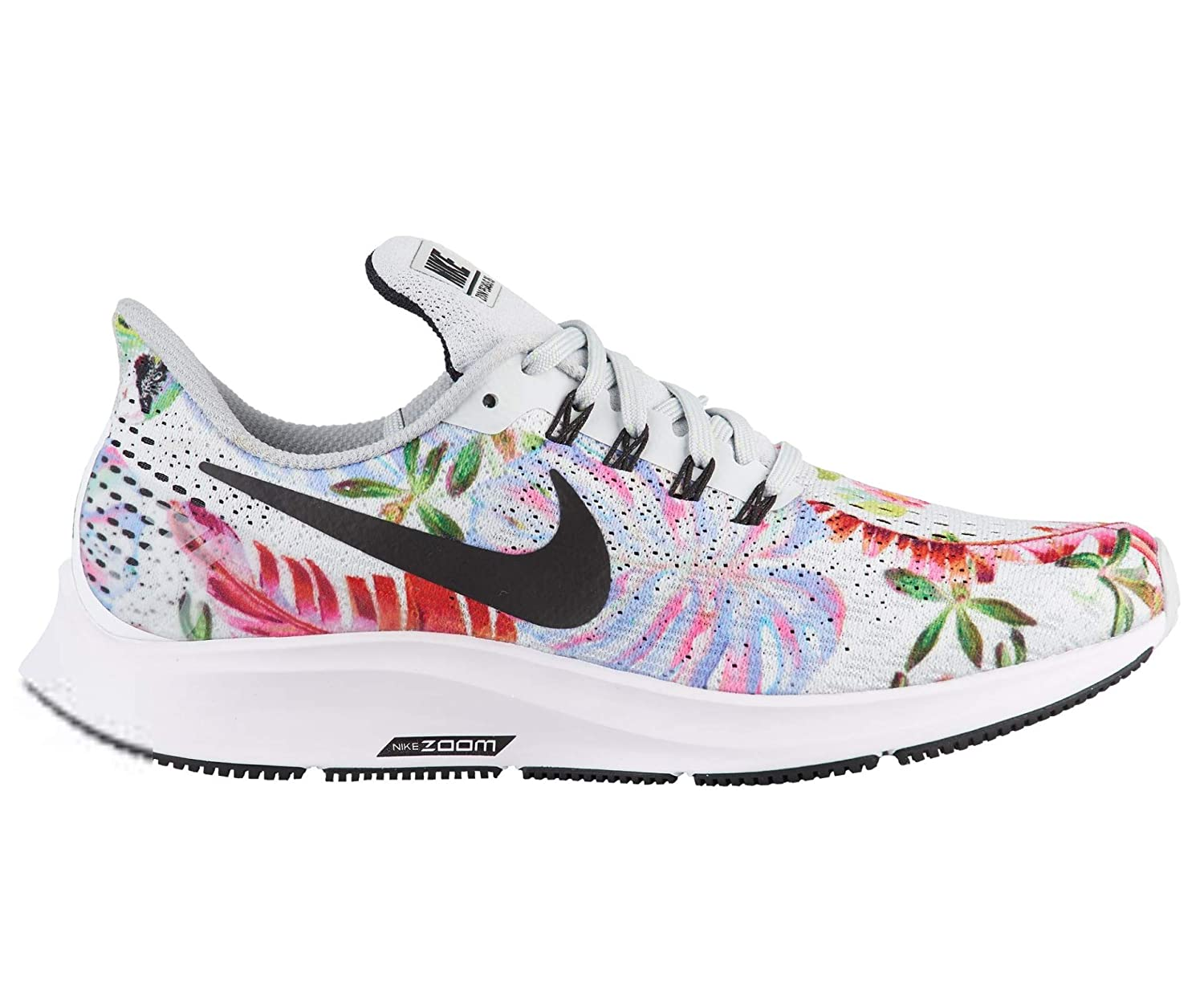 newest 2aa5e 5faa5 Nike Women's Air Zoom Pegasus 35 Running Shoes (8, Floral)
