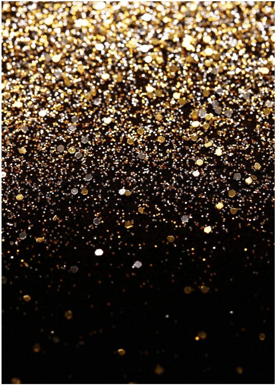 Amazon.com : WOLADA 5X7ft Glitter Backdrop Golden Spots Backdrop Vinyl  Photography Backdrop Abstract Vintage Glitter Background Family New Year  Birthday Party Studio Props 11412 : Camera & Photo