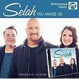 You Amaze Us (Performance Track)