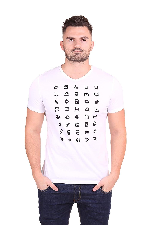 Funny t Shirts for Men Svitanak Stylish European Quality T-Shirt