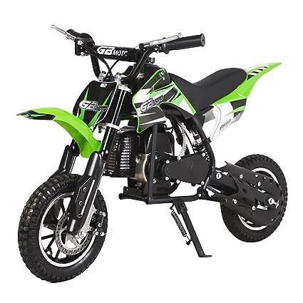 Amazon Com Say Yeah Gas Scooter 49cc Children Pocket Bike 2 Stroke