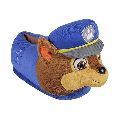 Paw Patrol  Jungen Hausschuhe blau blau