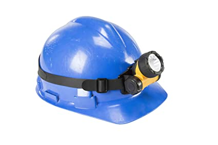 Explosion Proof Headlight - Xenon and LED Torch - Class 1 Division 2  Headlamp
