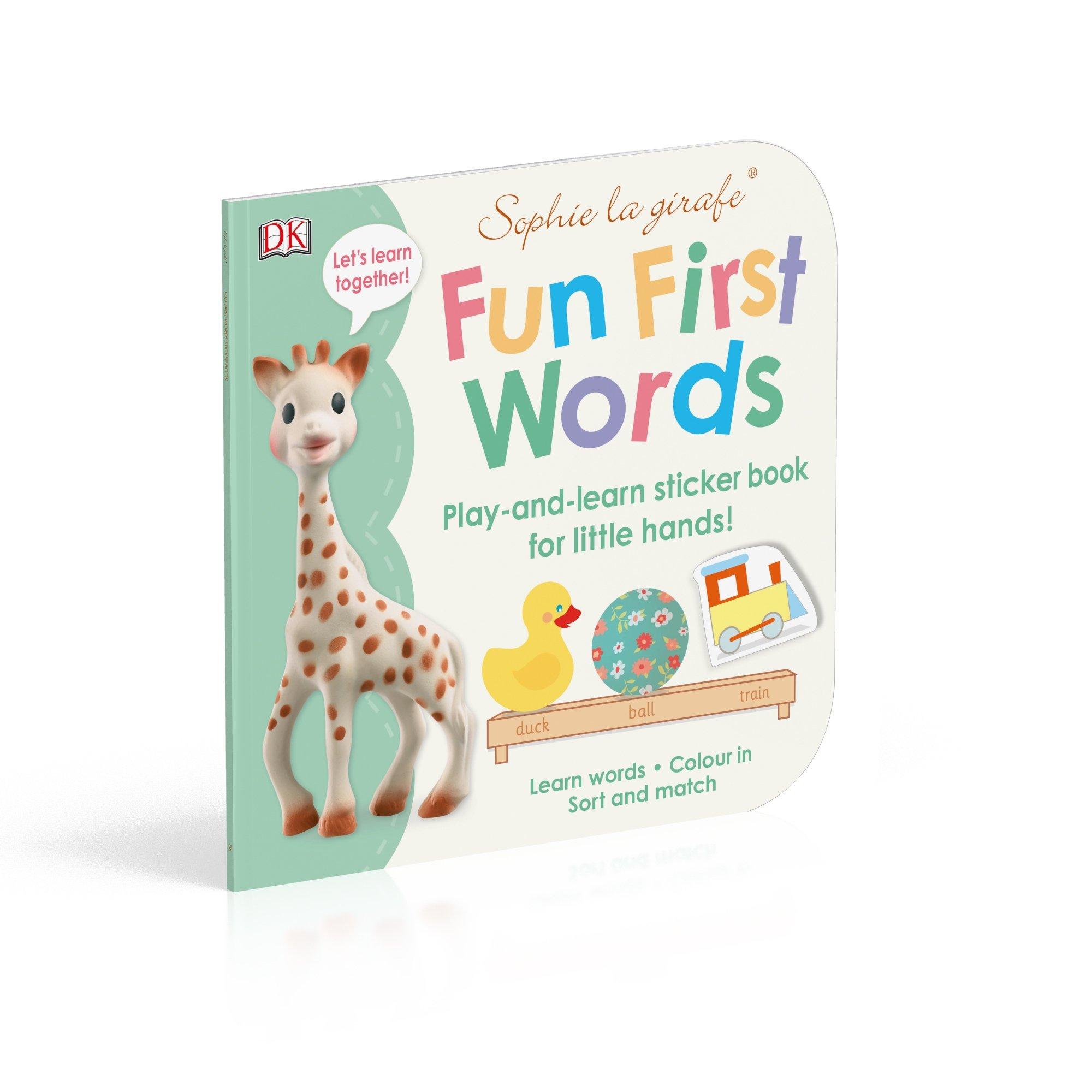 sophie la girafe fun first words play