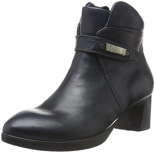c2e3994c1e3963 Think! Women 787154 Kalt Lined Short Boots and Ankle Boots Blue Size  7