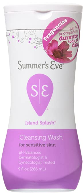 6 Pack - Summers Eve Island Splash Cleansing Cloths for Sensitive Skin 32 Each La Roche Posay 12056008101 Hydraphase Intense Riche Intensive Rehydrating Care - 50Ml-1.69Oz