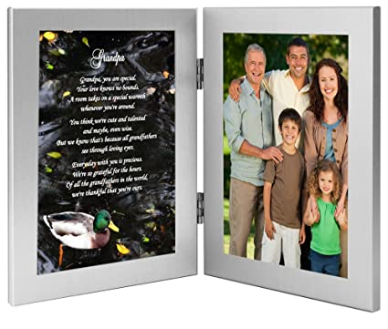 Amazon.com - Poetry Gifts Grandpa Gift From Grandchildren for His ...