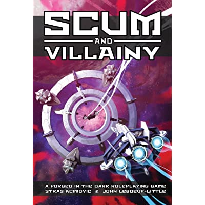 Evil Hat Productions Scum and Villainy, Game: Toys & Games