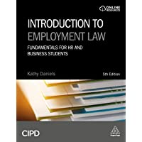 Introduction to Employment Law: Fundamentals for HR and Business Students