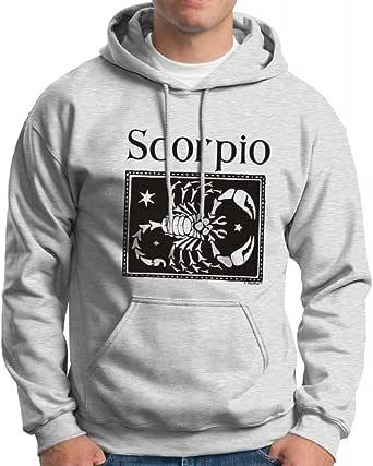 Horoscope Sign Constellation Sign Astrology Gift Scorpio Galaxy Hoodie Scorpio Zodiac Gold Print Crop Hoodie Scorpio Birthday Gift