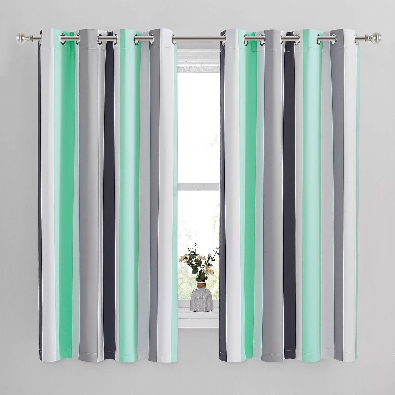 NICETOWN Room Darkening Curtains for Windows 63