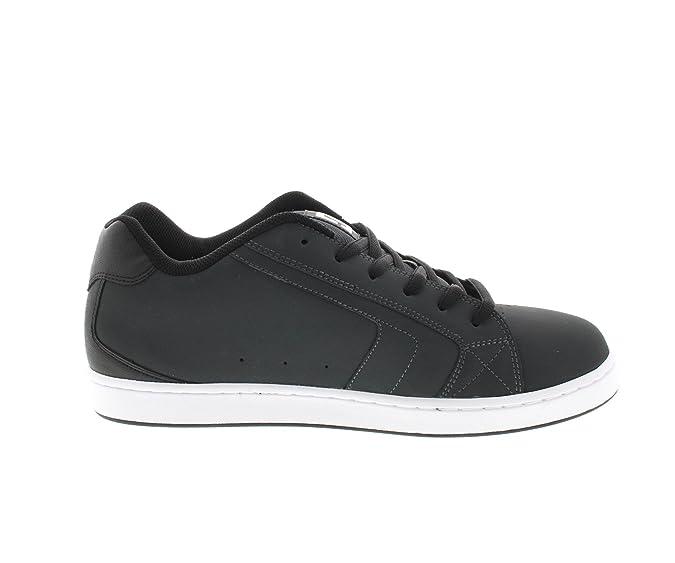 DC Sneaker - NET 302361 - grey black white, Taille:55
