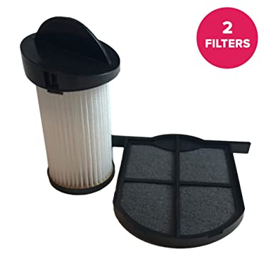 Think Crucial Replacement for Eye-Vac Pre-Motor & Exhaust Filter Fits Eye-Vac Professional Units, Compatible to Part # EV-EF & EV-PMF, Washable & Reusable