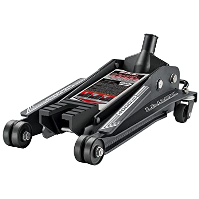Powerbuilt 620516 2 Ton, U 4000 lbs UJack Garage Jack: Automotive