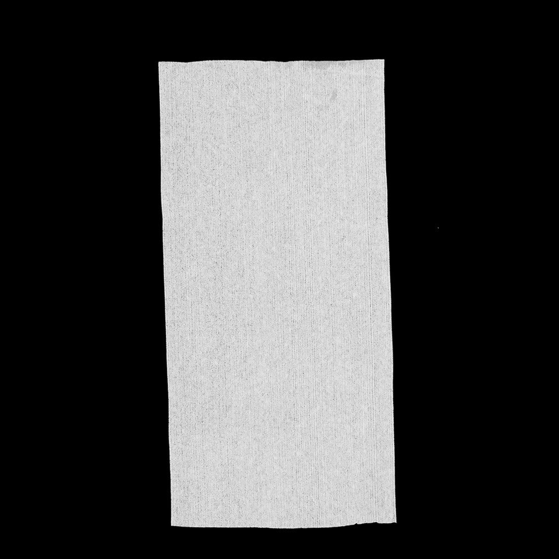 Amazon.com: eDealMax No Tejido de la Tela Viajar viaje de Lavado desechables toalla de limpieza DE 57 x 27cm 20pcs Blanca: Home & Kitchen
