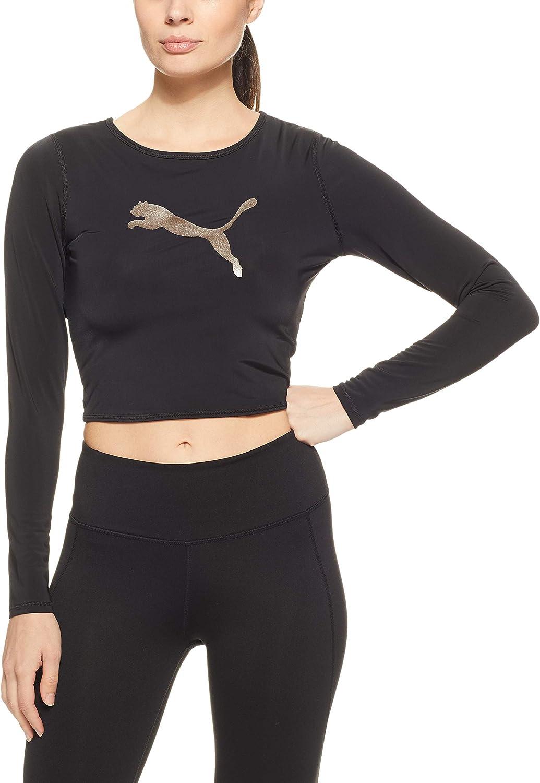 PUMA Crop T-Shirt Femme