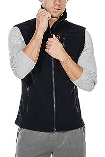 Karrimor Mens Sleeveless Zip Fastening Top Jacket Fleece
