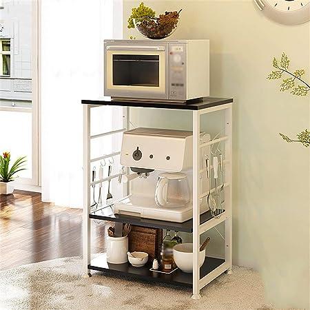 Muebles de cocina Estantería de cocina creativa Estante de ...