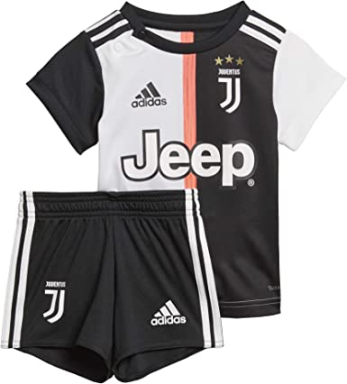amazon com adidas 2019 2020 juventus home baby kit clothing adidas 2019 2020 juventus home baby kit