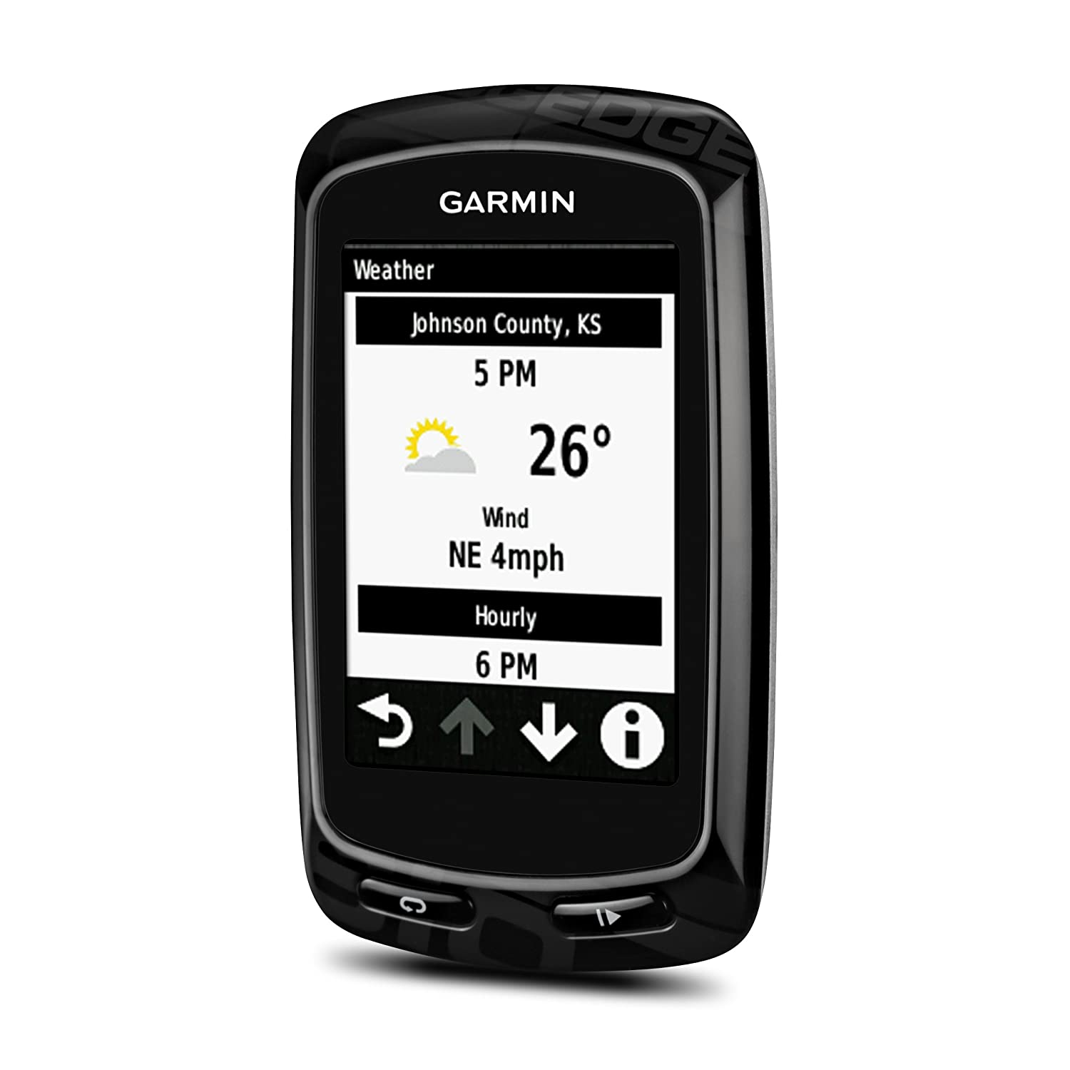Dedicated Original Garmin Edge 800 Back Case Bottom Cover With Battery White/black Other Office Equipment Office Equipment & Supplies