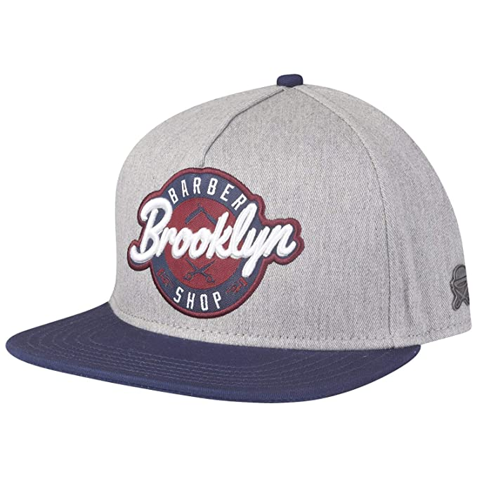 Cayler & Sons Gorras Barber Grey/Navy Snapback: Amazon.es: Ropa y ...
