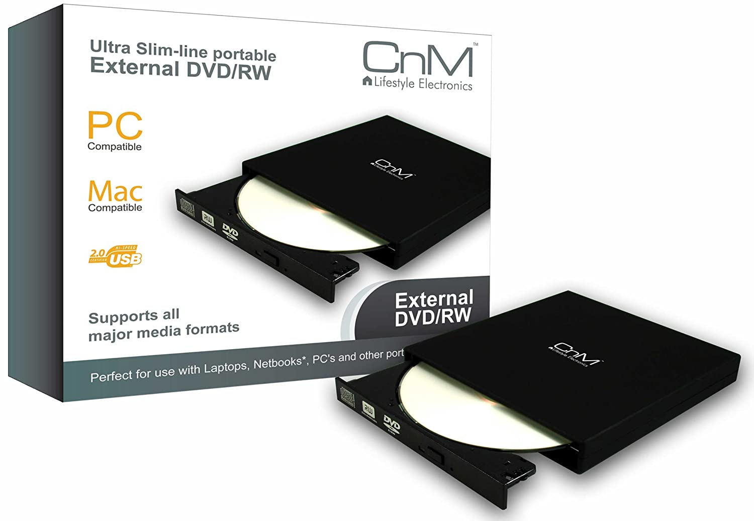 CNM EXTERNAL DVD RW WINDOWS 7 64BIT DRIVER