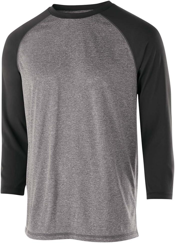 台風Hollowayユースシャツ Graphite Heather/Carbon Small