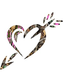 Amazon.com: Deer Couple/ Hot Pink Camo and Camo/ personalized ...
