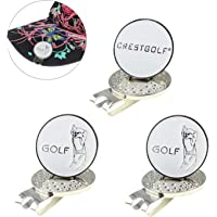 Kofull Golf Ball Markers Rubber Geestelijke Hoed Cap Clips Magnetische Milieuvriendelijke Siliconen 3/5/6 STKS