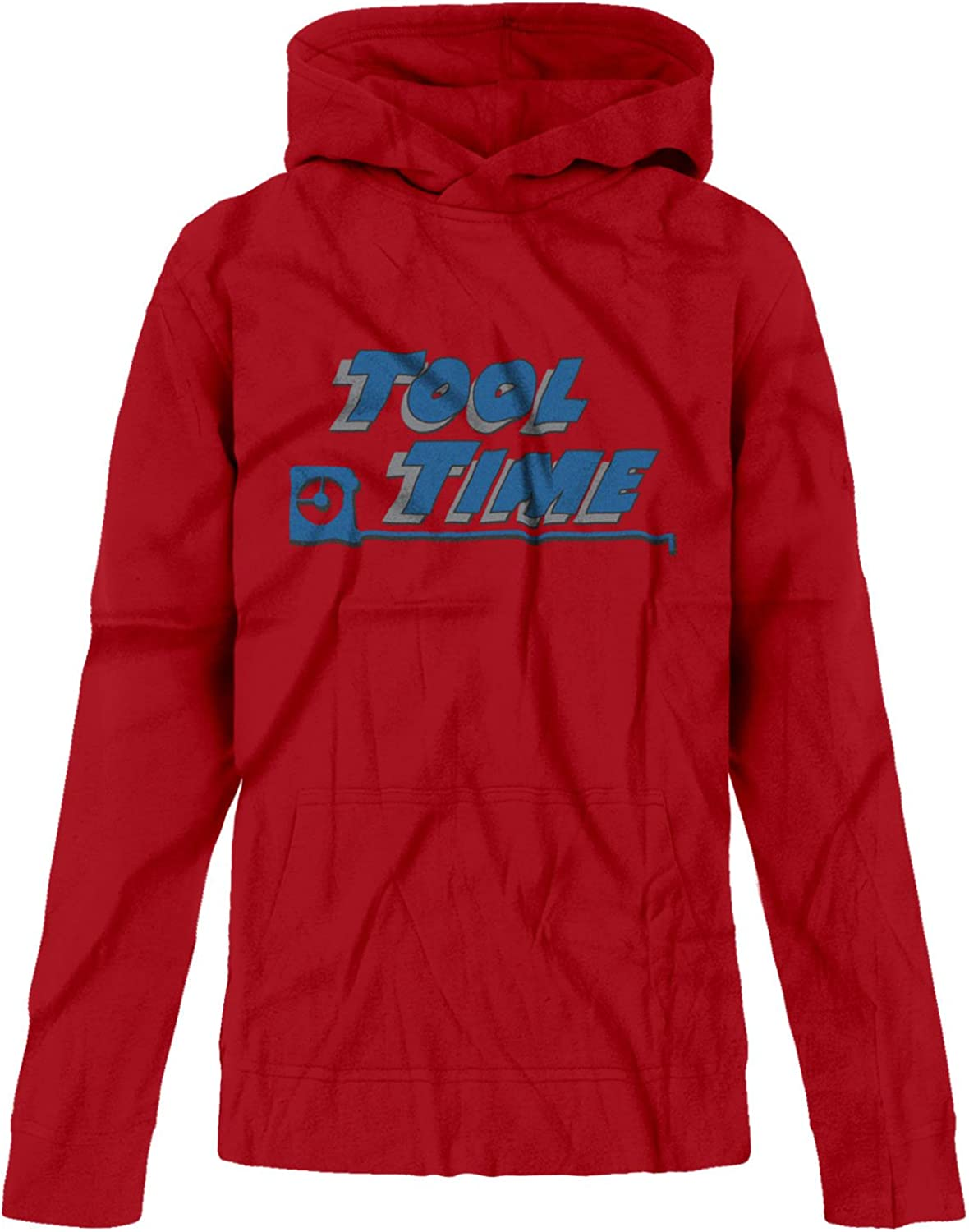 BSW Youth Girls Tool Time Home Improvement Tim The Toolman Taylor Hoodie