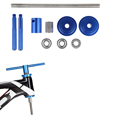 Mountain Road Bike Headset Cup Remover Bicycle Disassembly Maintenance Tool New