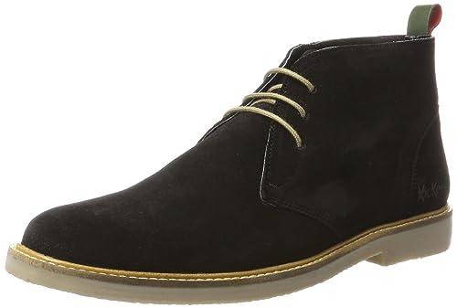 Kickers Tyl, Zapatos de Cordones Derby para Hombre: Amazon.es: Zapatos y complementos