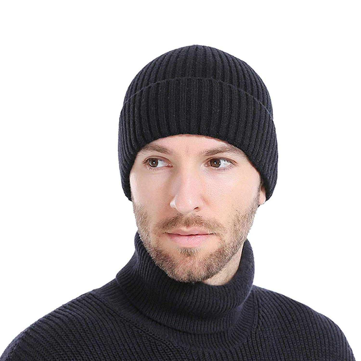 f3747280c21 Grab Offers Women s and Men s Wool Knitted Skull Hat Cap (Multicolour